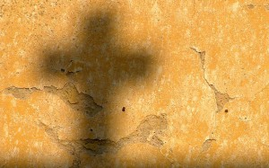 lent_cross shadow