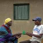 Showing forgiveness in Mbyo, Rwanda